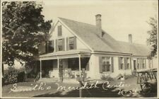 Meredith Center NH Smith's c1915 Real Photo Postcard