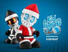 "1 (One) Unopened Box 2012 Kidrobot 'Bots Mini KidHoHoHo Ed 3"""