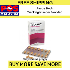30s x 120mg TEBONIN FORTE Gingko Tablets to improve brain nerve cell function