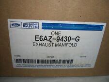 NOS OEM Genuine Ford F150, F250, F350, V8 RS Exhaust Manifold Ford #E6AZ-9430-G