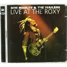 BOB MARLEY & THE WAILERS - LIVE AT THE ROXY  2 CD 13 TRACKS POP / REGGAE  NEW+