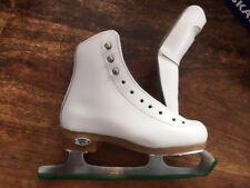 Riedell figure skates model 29 size 10.5 Med New