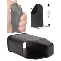 Plastic Magazine Speed Loader For Glock Protection Speed Loader Mag Black