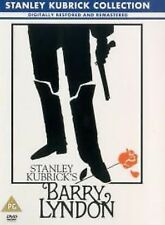 Barry Lyndon 2001 Stanley Kubrick Collection Marisa Berenson,Hardy New UK R2 DVD