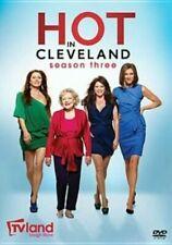 Hot in Cleveland Season Three 0097368126244 DVD Region 1 P H