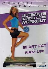 Christi Taylor: Ultimate Cardio Core Workout | DVD NEU