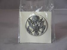 NEW US AIR FORCE OFFICIAL ENLISTED BADGE DRESS HAT PIN USAF