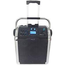 Sono Portable BST - PWA110/  50w Bluetooth / Micros HF Sur CHARIOT- Promo