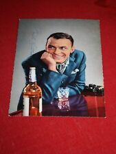 Frank Sinatra ,signierte Autogrammkarte ,(A21)