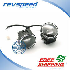 NCC by Nolden DRL LED New Gen 2 Black Fog Lights Set 70mm 70700L-NS.0 ML-275