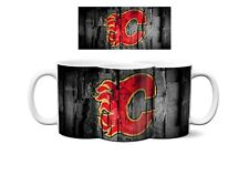 Calgary Flames Mug And Coaster Gift Set / Prefect Gift