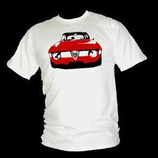 Alfa Romeo Giulia Legendary road racer classic Alfa Romeo mens T-Shirt