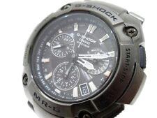 Auth CASIO G-SHOCK MR-G MRG-7500BJ-1AJF DarkGray 010020 Men's Wrist Watch