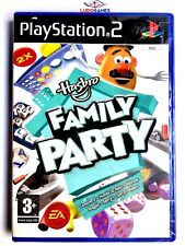 Hasbro Family Party PS2 Playstation Precintado Precinto Roto Retro New PAL/UK