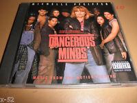 DANGEROUS MINDS soundtrack CD coolio GANGSTA'S PARADISE aaron hall Wendy & Lisa
