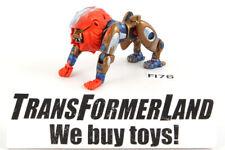 Snarl figure Deluxe Beast Machines Transformers