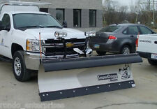 Chevy 2500 3500 SnowDogg EX series 8' commercial snow plow. Options INCLUDED!