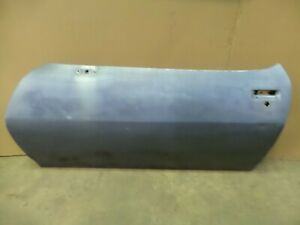 75-81 FIREBIRD TRANS AM ORIGINAL DRIVER LH SIDE DOOR SHELL