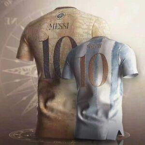 Messi Maradona Argentina JERSEY Fan Home and Away Kit 20/21