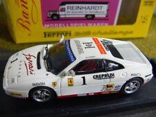 1/43 Bang 9301 Ferrari 348 Challenge 93 Paolo Cutrera #1 Crepaldi