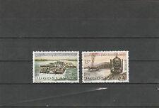 Jugoslawien MiNr. 1903 - 1904 **, 125 Jahre Europäische Donaukommission