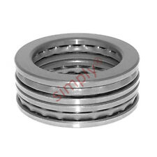 52316 Budget Double Thrust Ball Bearing with Flat Seats 65x140x79mm