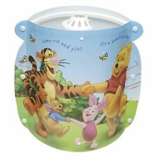 Winnie the pooh lights for children ebay disney winnie the pooh pendant light shade brand new mozeypictures Images