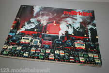 Märklin Catalogo 1981 traccia h0