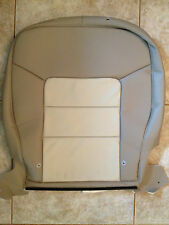 03-06 Ford Expedition Factory Original Rear Leather Seat Cushion Cover(TWO TONED