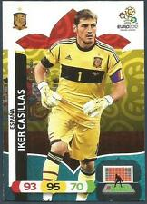 PANINI EURO 2012-ADRENALYN XL-ESPANA-SPAIN-IKER CASILLAS