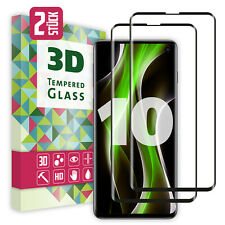 2x 3D Schutzglas für Samsung Galaxy S10 | Plus Panzerfolie Full Screen Display