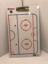 Fox40 hockey dry erase coaching clipboard