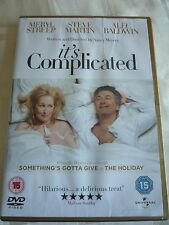 It's Complicated (DVD, 2010)
