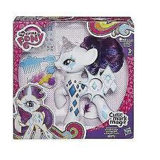 Hasbro B0367 My Little Pony Cutie Mark Magic Ultimate Rarity Einhorn mit Licht