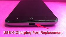 REPAIR SERVICE for ZTE Max Duo 4G Z963VL USB-C Charger Charging Port Replacement
