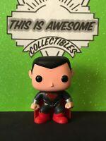 Superman Man of Steel FUNKO POP RARE NO BOX Loose OOB figure POP! DC Comics