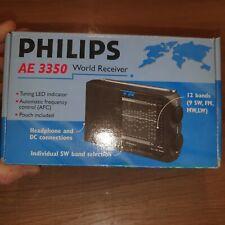 Philips AE3350 Weltempfänger Radio
