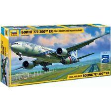 Zvezda 7012 Boeing 777-300ER / B773 (Boeing) /american civil airliner/ 1/144