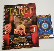Secrets of Tarot Book and Cards New