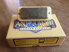 Seymour Duncan Antiquity II Mini Humbucker Bridge with Exposed Poles Soapbar