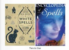2 Witchcraft Spell Books *PDF* Wicca - - READ DESCRIPTION