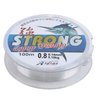 Fishing Line Strong Wire Shock Leader Carbon Fiber Coating Fishing String Cord W