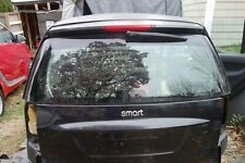 SMART CAR FORTWO  REAR HATCH GLASS COMPLEAT  2008 2015