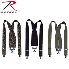 Rothco 4194 / 4196 / 4199 Camo Pants Suspenders