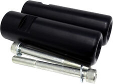SHOGUN FRAME SLIDERS NO-CUT (BLACK) 750-6129 Fits: Yamaha YZF-R3