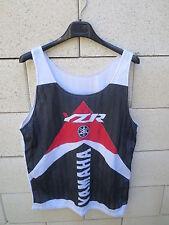 VINTAGE Débardeur running YZR YAMAHA moto cross shirt L