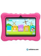 """Q88H Kids Tablet 7"""" inch White Quad Core A33 Android Dual Camera WiFi 8GB ROM"""