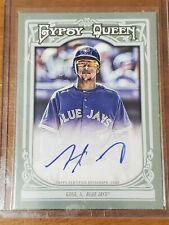 2013 Anthony Gose Auto Topps Gypsy Queen