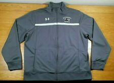 ELLSWORTH COMMUNITY COLLEGE PANTHERS Football Under Armour Track Jacket Men's XL
