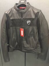 Leather Jacket Ducati Company by Rev'It 981019004 size M in offer Black